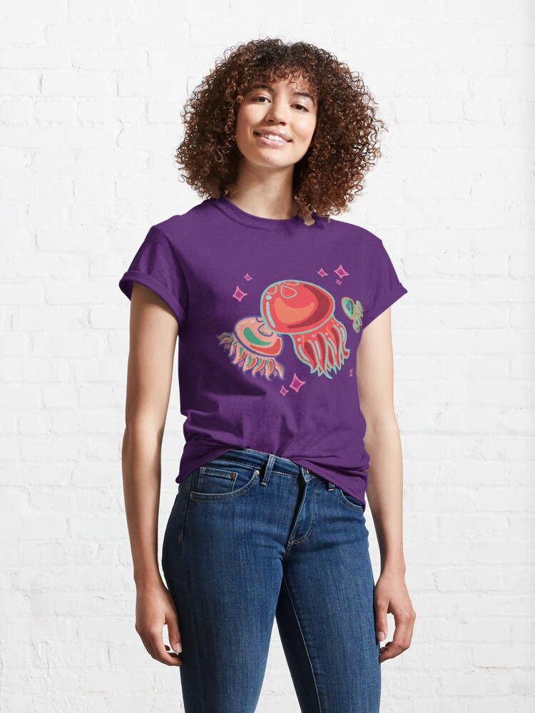 Alternate view of Red Jellies Classic T-Shirt