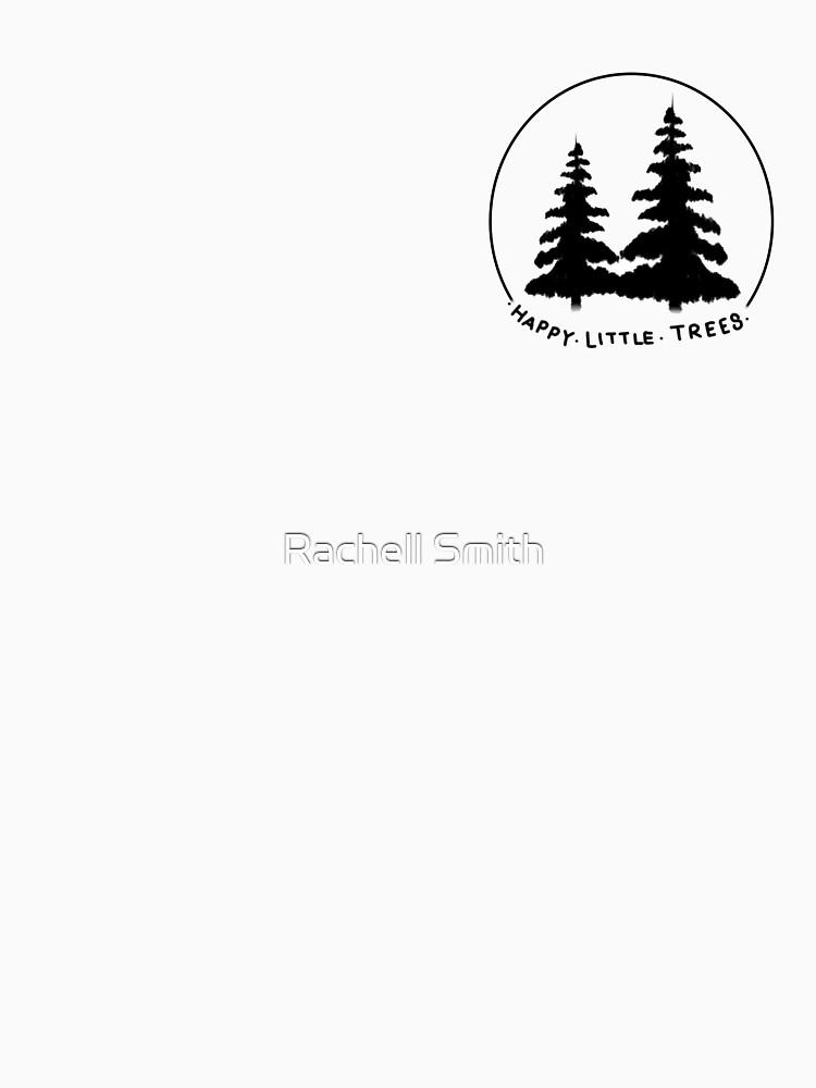 Happy Little Trees by Raccoon-god