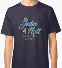 Jester & Nott Detective Agency - Critical Role Classic T-Shirt