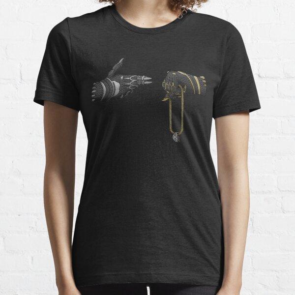 RUN THE THRONE Essential T-Shirt