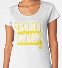 Treblemakers Women's Premium T-Shirt