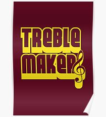 Treblemakers Poster