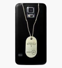 BATTLEFIELD V DOG TAG Case/Skin for Samsung Galaxy