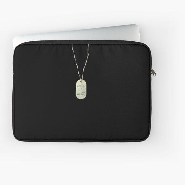 BATTLEFIELD V DOG TAG Laptop Sleeve