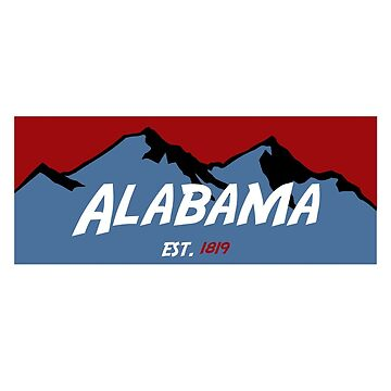 Alabama Mountains by AdventureFinder