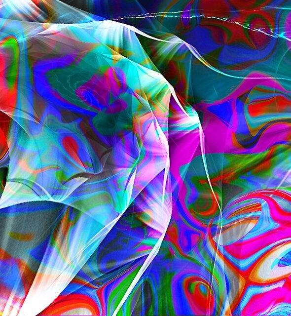 quantum flux  by Nadya Johnson