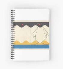 Penguin Spiral Notebook