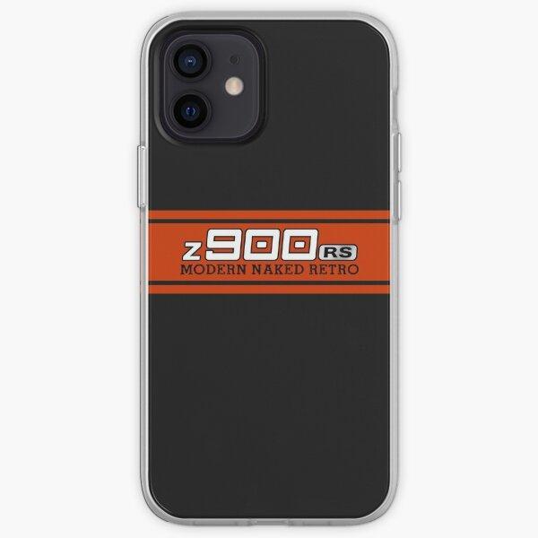 z900RS rétro moderne Coque souple iPhone