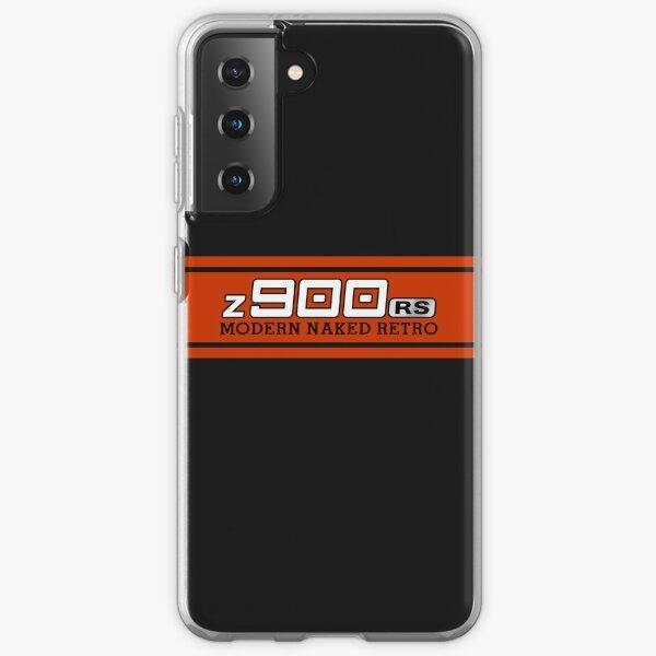 z900RS Modern Retro Samsung Galaxy Soft Case