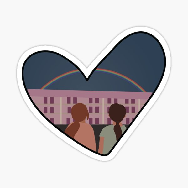 The Florida Project Sticker