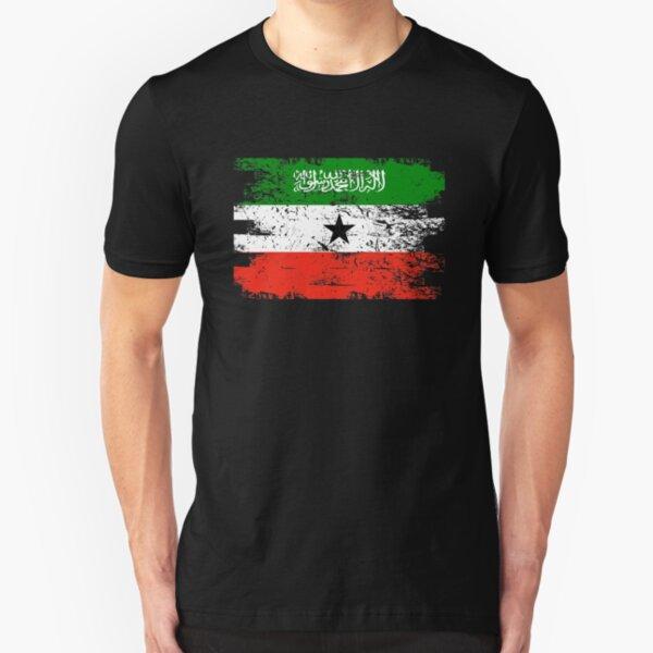 Somali Airline Aeroplane Retro Airlines Film Movie T Shirt