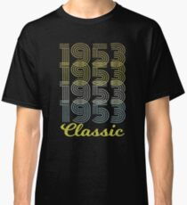 Born 1953 Vintage Classic T-Shirt