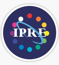 Institute of Planar Research and Exploration Badge Sticker