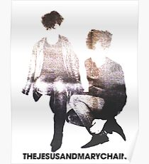 The Jesus and Mary Chain Poster