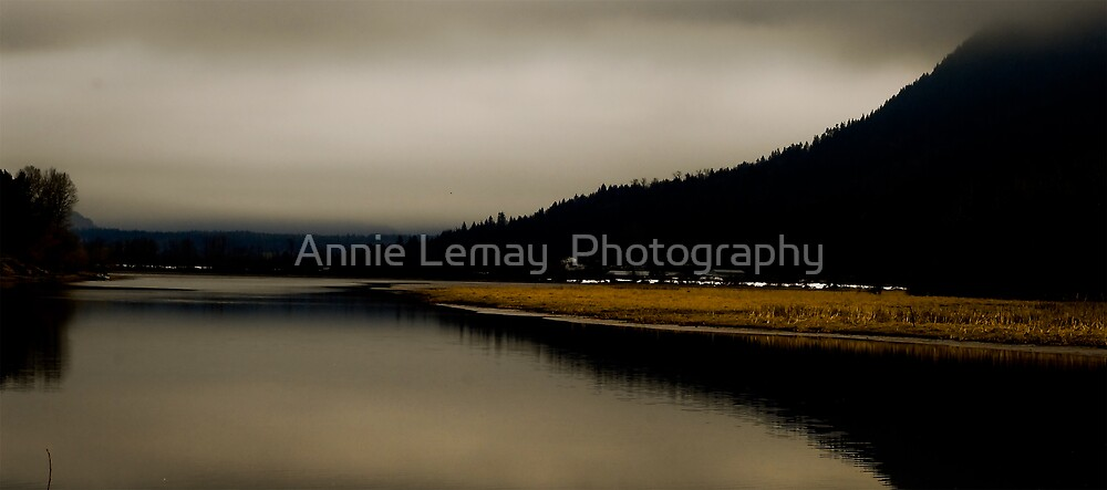 Reflections on Hatzic by Annie Lemay  Photography