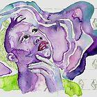 Die Veränderer [Hunger für Veränderung] | Gansai japanische Aquarellmalerei von GrainneMcKenna