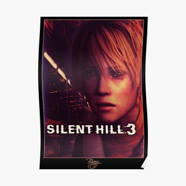 Silent Hill 3 - Box Art Cover (Original Version)  Poster
