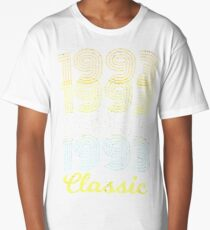 Born in 1993 Vintage Long T-Shirt