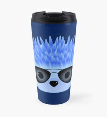 Wedgy is ... Berry Cool Travel Mug