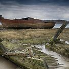 Rusty remains by PeteS