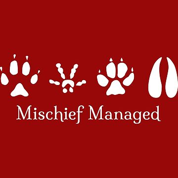 Mischief Managed by TangibleLabs