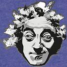 Marty Feldman by artofcrowe