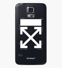 Off-White Arrows Temperature (Updated) Case/Skin for Samsung Galaxy