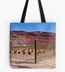 R.I.P. Paria, Utah Tote Bag