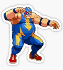 Capcom vs SNK 2 - Raiden Sticker