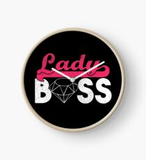 Lady Boss Uhr