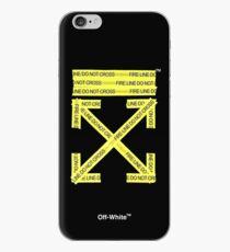 Off-White Firetape Arrows iPhone Case