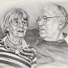 My folks by Chris Baker