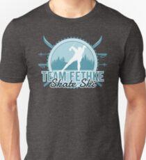 Team Fethke Skate Ski Slim Fit T-Shirt