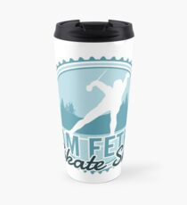 Team Fethke Skate Ski Travel Mug