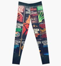 Stephen King Buchfronten Leggings