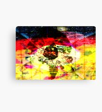 A Black Hole of sorts Canvas Print