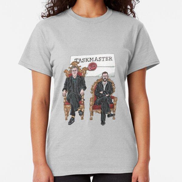 Taskmaster - Greg Davies and Alex Horne Classic T-Shirt