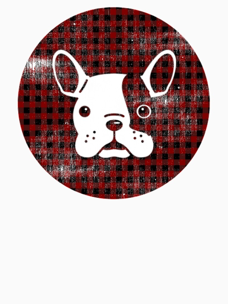 Cute Vintage French Bulldog Graphic by DSweethearts