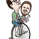 The Dollop: Barefoot Cycling by Christopher Horn