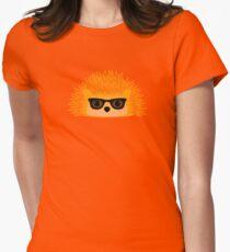 Sedgewick Rocking Orange Orbison Women's Fitted T-Shirt