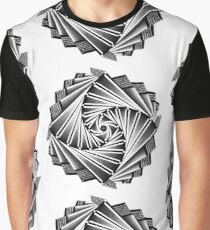 In motion Graphic T-Shirt