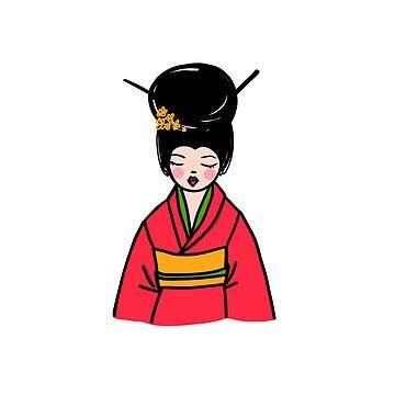 Love Japan by Wildflower-Art