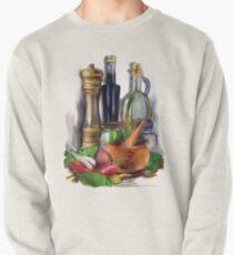 Salad Dressing Pullover