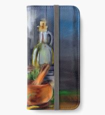 Salad Dressing iPhone Wallet/Case/Skin