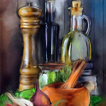 Salad Dressing by MelannieD