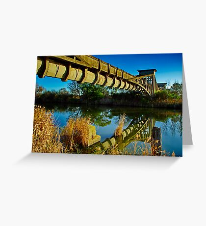 """""""Heritage Reflected"""" Greeting Card"""