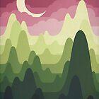 Peaks by AlexGDavis