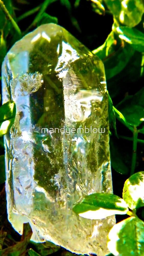Clear Quartz Cleansing  by mandyemblow