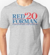 Camiseta ajustada Red Forman 2020