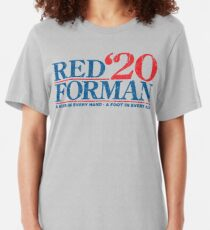 Rote Forman 2020 Slim Fit T-Shirt